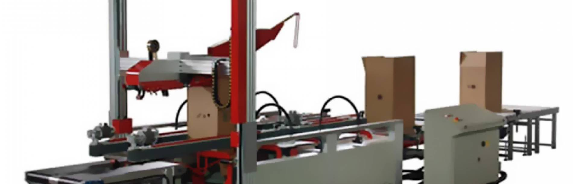 MASTERPACK - AUTOMATIC PACKAGING MACHINE (PATENTED BY US)